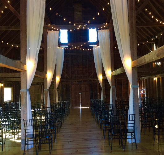 Wedding Venue at Inn at Fogg Farm 1789